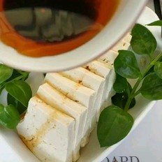 茶油拌豆腐