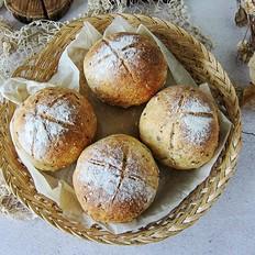 预拌粉面包