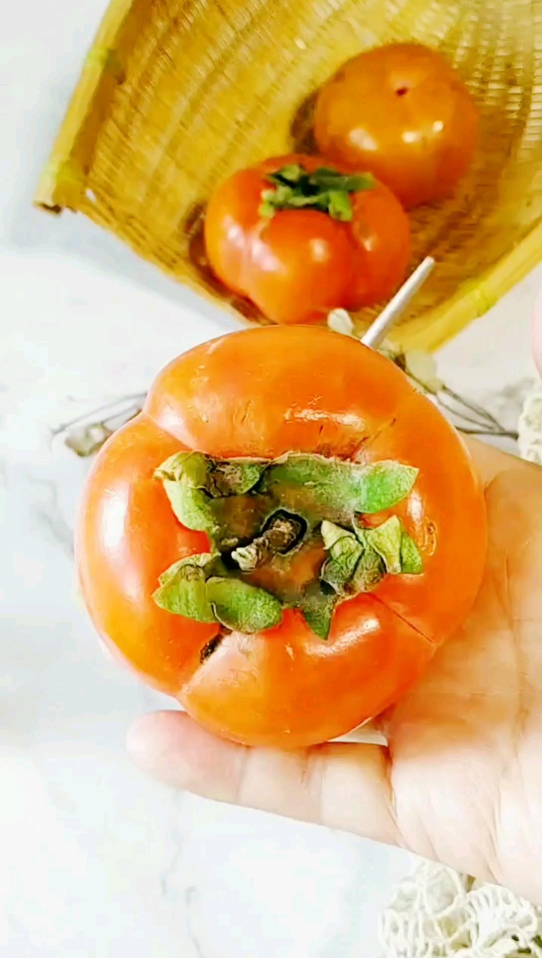 秋季,最甜柿事成鲜果汁