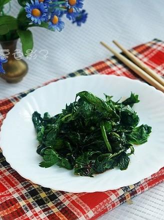 腌芹菜叶的做法