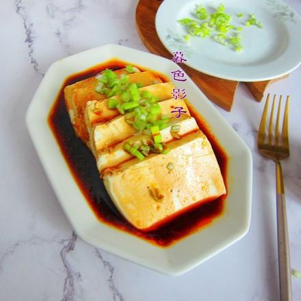 清淡可口蒸豆腐的做法