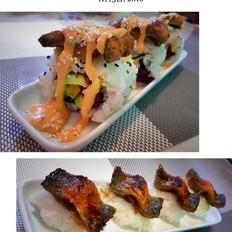 飞跃寿司卷