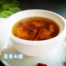 虫草花老鸭汤