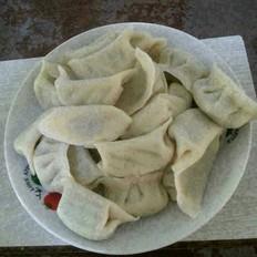 韭菜虾仁猪肉水饺