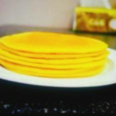 美味玉米饼