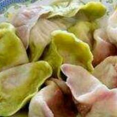 羊肉胡萝卜水饺