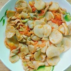 美味杏鲍菇