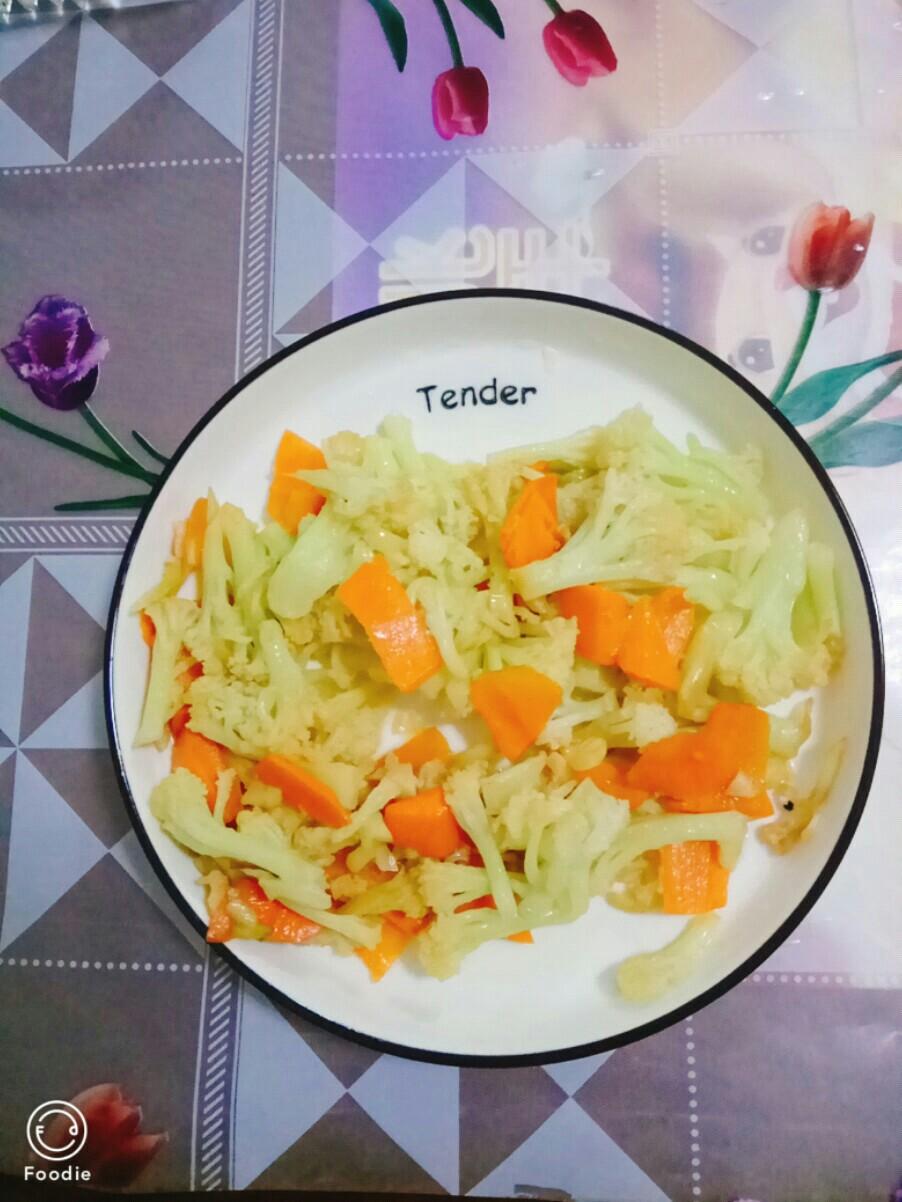 胡萝卜菜花
