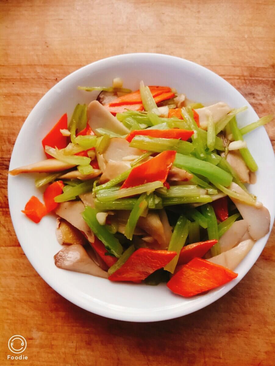 杏鲍菇芹菜