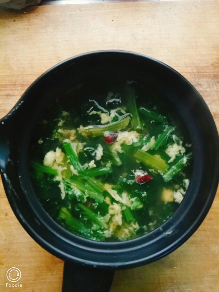 美味菠菜汤