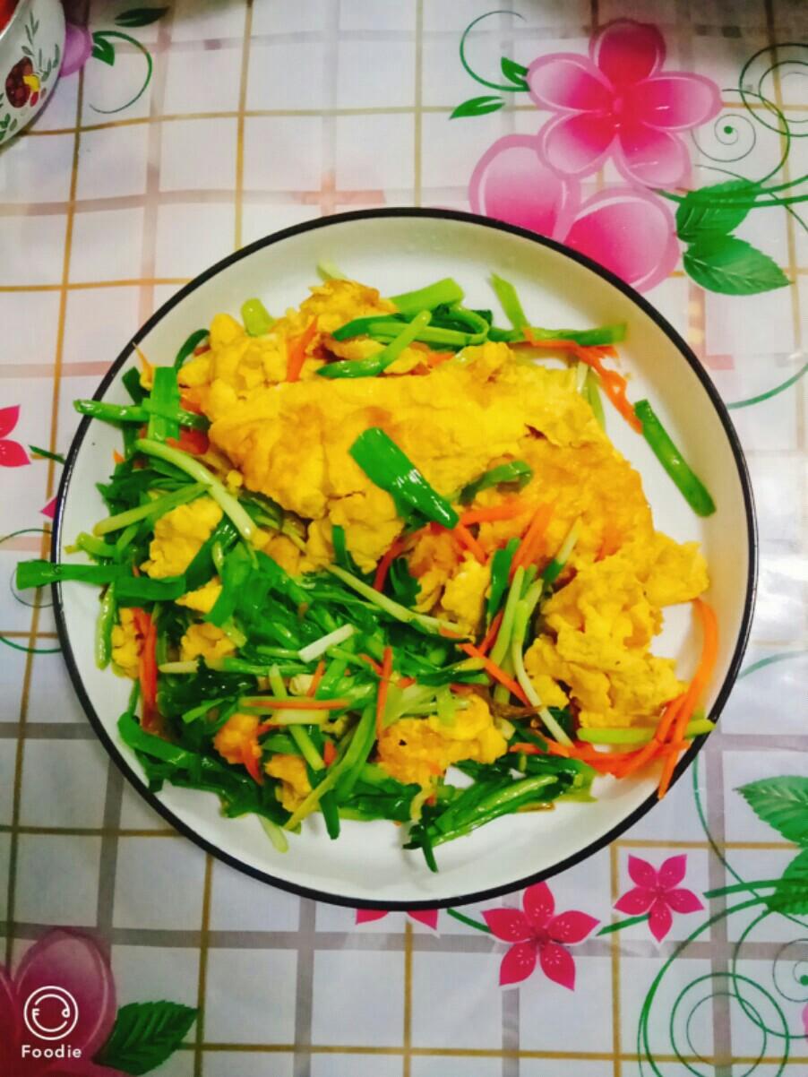 鸡蛋胡萝卜