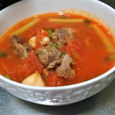 蕃茄牛尾浓汤