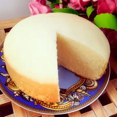 戚风海绵蛋糕