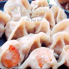 海鲜霸王饺子