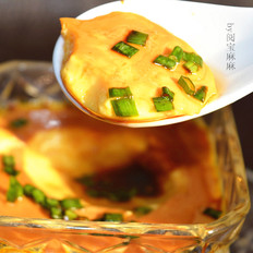 菜籽油水蒸蛋