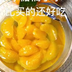 冰糖橘子的做法大全