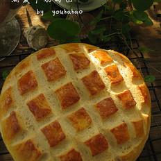黑麦牛奶面包
