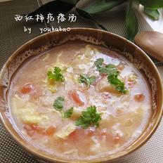 西紅柿疙瘩湯