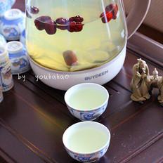 牛蒡红枣茶