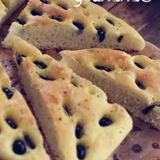意式扁面包佛卡夏