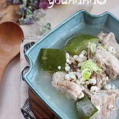 苏泊尔·冬瓜排骨薏米汤