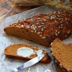 红糖枸杞起司面包