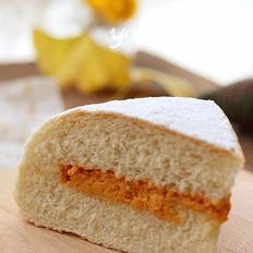 南瓜乳酪面包