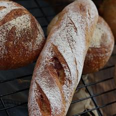 培根软欧面包