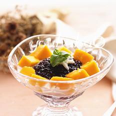 芒果椰浆黑糯米