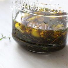 蒜香橄榄油