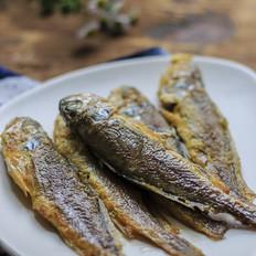 煎小黄鱼的做法