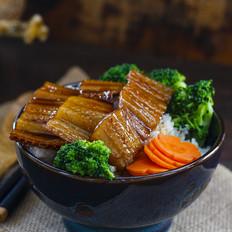 红烧鳗鱼饭