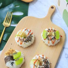米饭甜甜圈