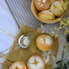 玉米芝士面包