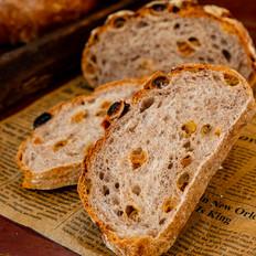黑麦乡村面包