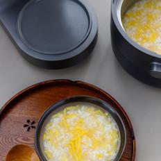 红薯大米粥