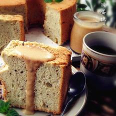 红茶戚风蛋糕