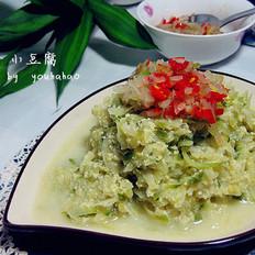 萝卜小豆腐