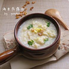 海米疙瘩汤