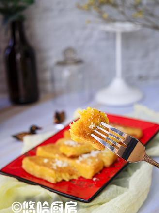 大黄米年糕的做法