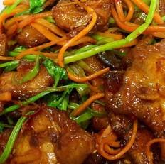 东北特色菜-咸口锅包肉的做法