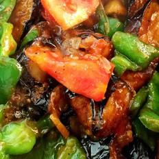 烧茄子的做法