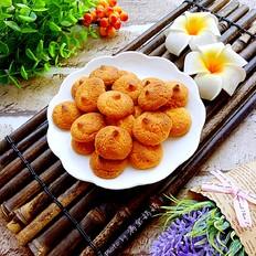 椰香蛋黄饼