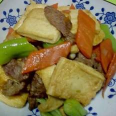 猪肉千叶豆腐