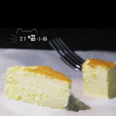 榴莲轻乳酪蛋糕