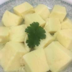 自制嫩豆腐