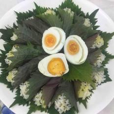 紫苏叶饱饭
