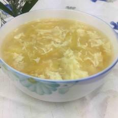 西瓜皮鸡蛋汤
