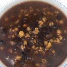红豆玉米粥