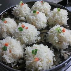 珍珠糯米团